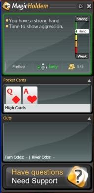 MagicHoldem-Screenshot